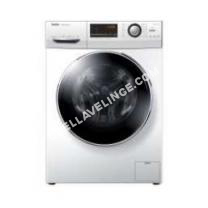 lave linge haier lave linge hw60 12829 machine laver pose libre largeu. Black Bedroom Furniture Sets. Home Design Ideas