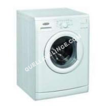 lave linge whirlpool dlc 6010 machine laver pose. Black Bedroom Furniture Sets. Home Design Ideas