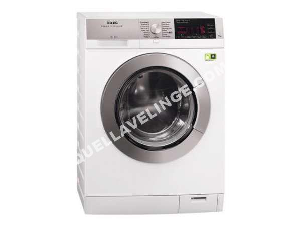lave linge aeg lavamat l99699oko - machine à laver - pose libre