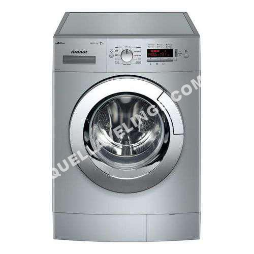 Lave linge brandt lave linge bwf47tcs au meilleur prix for Lave linge 1er prix