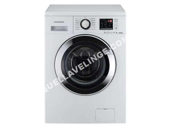 lave linge daewoo lave linge hublot 9kg dwd hc9222 au meilleur prix. Black Bedroom Furniture Sets. Home Design Ideas
