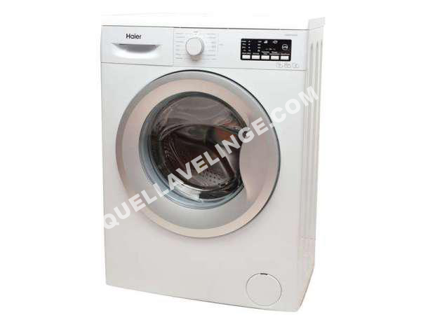 lave linge haier hws60 10f2s lave linge au meilleur prix. Black Bedroom Furniture Sets. Home Design Ideas