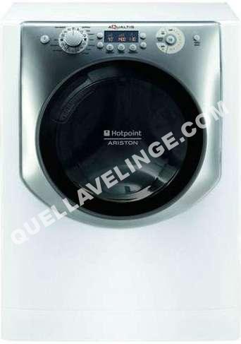 lave linge hotpoint ariston aq103f49 fr au meilleur prix. Black Bedroom Furniture Sets. Home Design Ideas