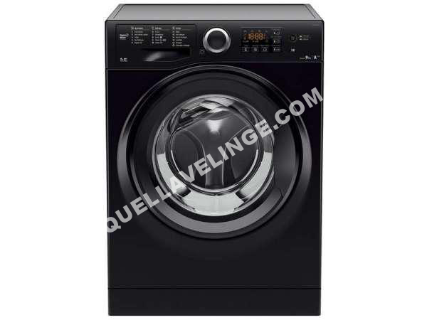 lave linge hotpoint ariston lave linge hublot 9kg rsg923kk. Black Bedroom Furniture Sets. Home Design Ideas