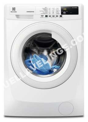lave linge electrolux lave linge hublot ewf1274ba au meilleur prix. Black Bedroom Furniture Sets. Home Design Ideas