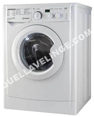 lave linge indesit lave linge hublot ewd 91282 w fr au meilleur prix. Black Bedroom Furniture Sets. Home Design Ideas