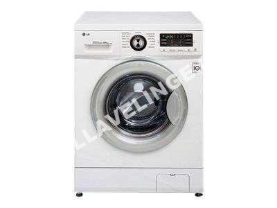 lave linge lg electronics f1496ad1 - machine à laver séchante