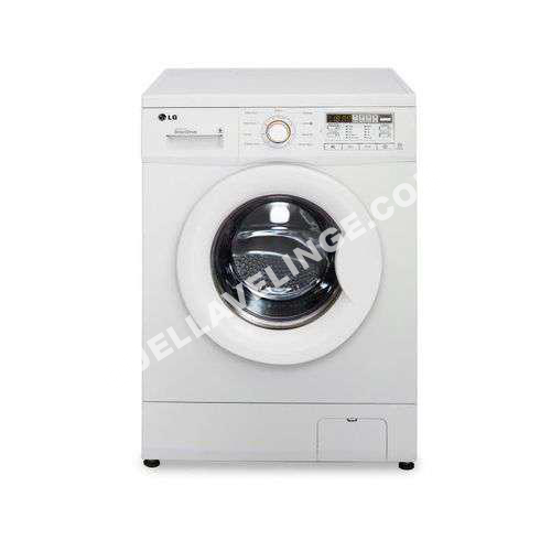 lave linge lg f84710wh lave linge 8kg a induction bla au meilleur prix. Black Bedroom Furniture Sets. Home Design Ideas