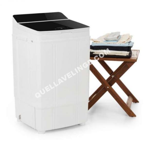 lave linge oneconcept one coept ecowash deluxe 4 machine laver 290w 4kg minu. Black Bedroom Furniture Sets. Home Design Ideas