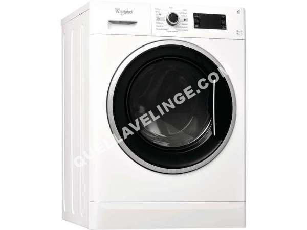 lave linge whirlpool lave linge s chant 8kg wwdc8614 au meilleur prix. Black Bedroom Furniture Sets. Home Design Ideas