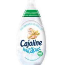 consommables  CAJOLINE Ultra coentrée - 960ml