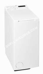 nouveautes Lave linge TDLR65211