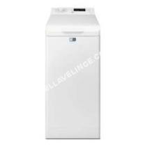 lave-linge-ouverture-dessus Ewt0860td1 - Lave-Linge Top 6kg Bla