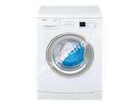 Lave linge hublot  WMD67125 - Machine à laver - freestanding - largeur : 60 cm - profondeur : 54 cm - hauteur : 84 cm - chargement frontal - 55 litres - 7 kg - 1200 tours/min - bla