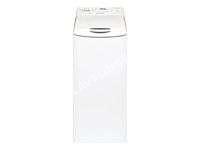 lave-linge-ouverture-dessus  WTC1284F - Machine à laver - largeur : 40 cm - profondeur : 60 cm - hauteur : 85 cm - chargement par le dessus - 5 kg - 1200 tours/min - bla