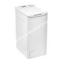 Lave linge séchant  Machine à laver séchante CLT G3652D-S - Machine à laver - pose libre - largeur : 40 cm - profondeur : 60 cm - hauteur : 85 cm - chargement par l