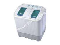lave-linge-ouverture-dessus  XPB35-918S - Machine à laver - pose libre - largeur : 36 cm - profondeur : 58.5 cm - hauteur : 67 cm - chargement par le dessus - 3.5 kg - bla